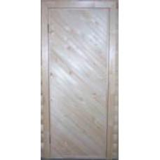 Дверь входная наборная утепленная